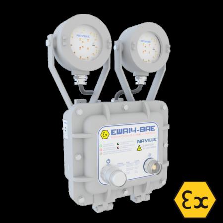 Emergência LED EX