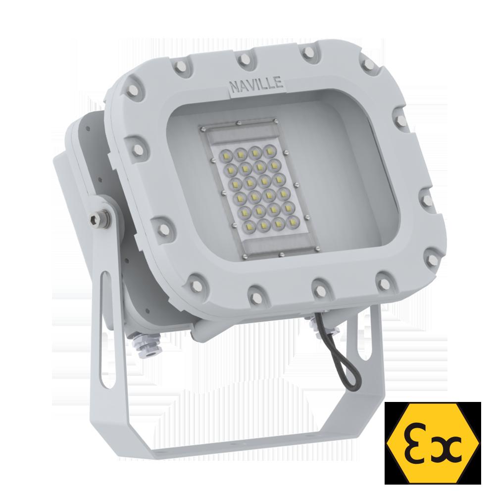 Projetores LED EX